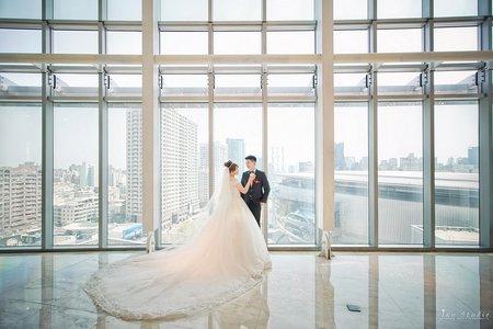 聖哲&文菁結婚