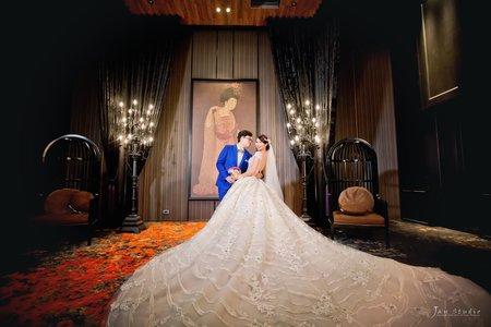 宏&琪訂結婚