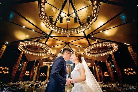 吉&儒結婚