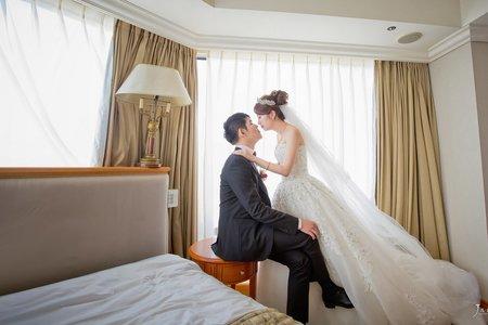 霖&怡結婚