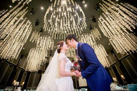 晶綺盛宴珍珠廳~昆&怡結婚