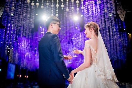 耀慶&瑋聆定結婚