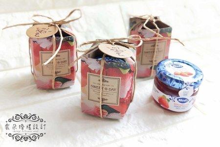 玫瑰花園果醬組