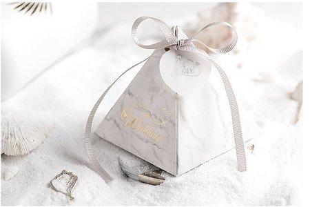 大理石喜糖盒