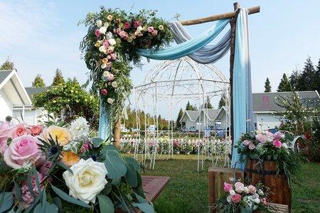 X&H戶外婚禮