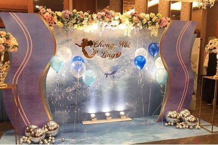 美人魚婚禮