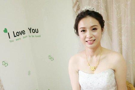 怡瑾結婚造型紀錄(屏東市)