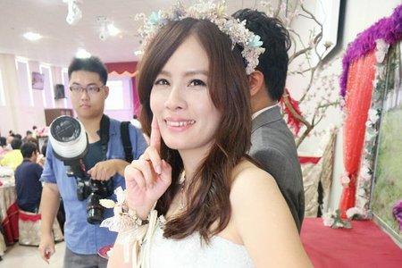妍菲訂婚造型紀錄(屏東市)