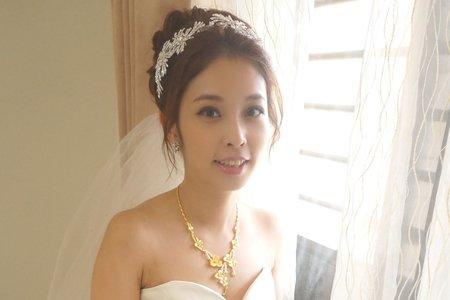 彥彤結婚造型紀錄(台中市)