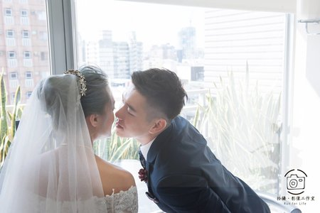 政潔 & 逸寧/結婚紀錄/台中