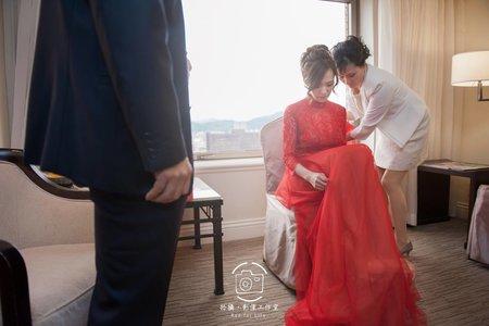 旭賢 & 珈婷/結婚紀錄/京樺國際宴會廳