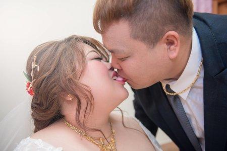 寓宏 & 庭葦/迎娶紀錄/名富喜宴餐廳
