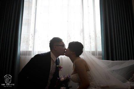 垠撰 & 莉格/結婚儀式/台中