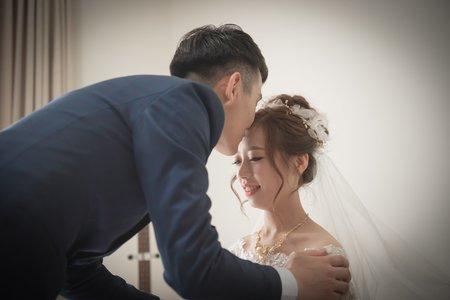 承洧&束雨/結婚紀錄/食觀天下婚宴會館