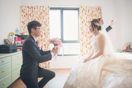 成華&怡雯/迎娶紀錄/台中僑園飯店