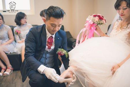 文昇&雅茹/婚禮紀錄/自宅
