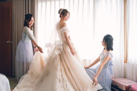淇鈞&容瑄/婚禮紀錄/福華飯店