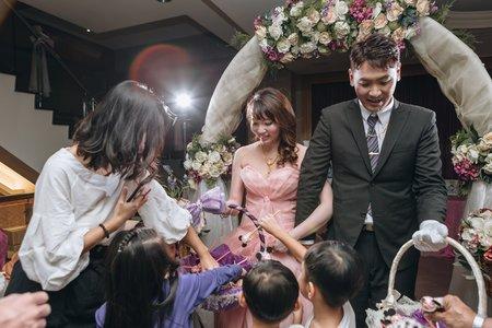 20180930裕群&菁禧 訂婚儀式 富霖宴會館