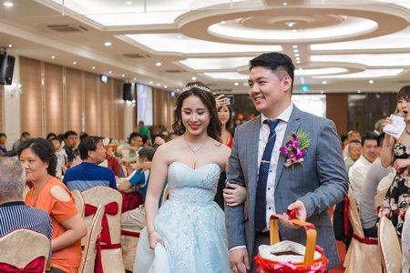 20180615雋騏&子鈴 訂婚儀式