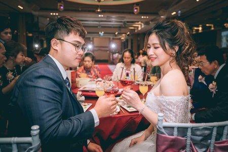 20191221宥翔&佳琪 單宴客 夢時代頤品大飯店