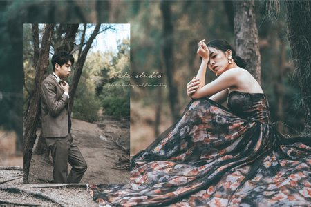 20200420宏明&芝菱 婚紗拍攝