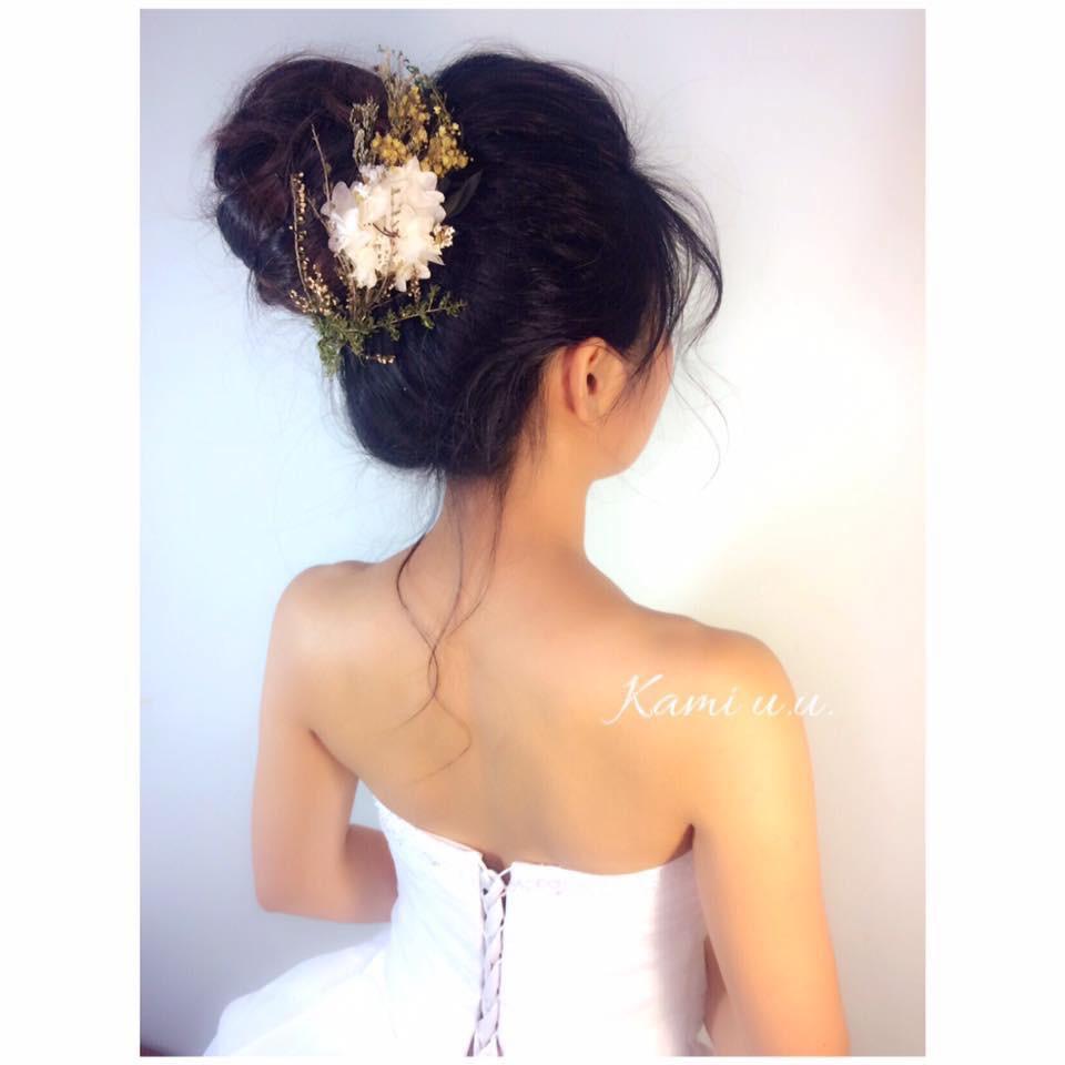 Kami u.u. 龔芷筠,因為你,我將會成為最美的新娘!