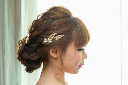 新娘秘書-訂婚結婚整體造型/主題活動彩妝