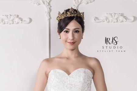 【造型參考】女王感個性妝髮