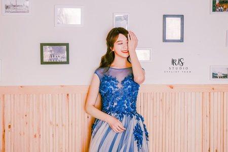 【造型參考】韓式公主捲髮