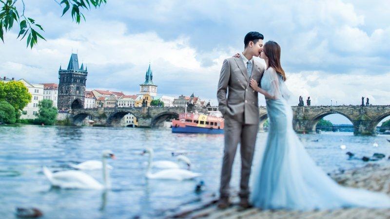 海外婚紗攝影-布拉格拍婚紗