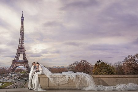 海外旅拍-巴黎婚紗攝影-『法國旅拍』方案