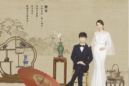 海外旅拍-蘇州婚紗攝影-『江南旅拍』方案