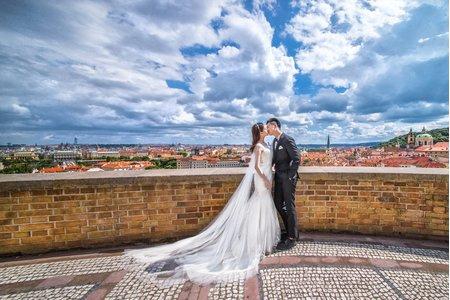 海外旅拍-捷克婚紗攝影-『布拉格旅拍』