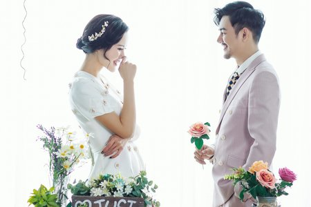 台風婚紗攝影