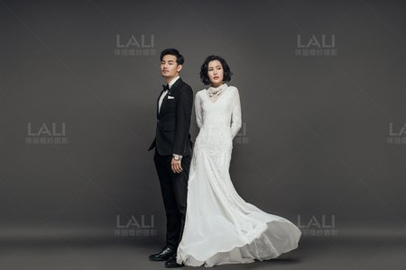 婚紗攝影-純色愛戀