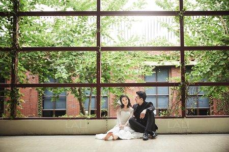 婚紗照景點-華山藝文中心