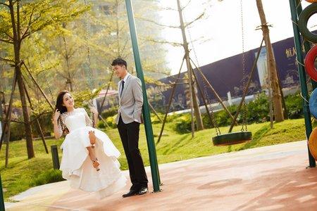 自主婚紗攝影-徠麗視覺攝影