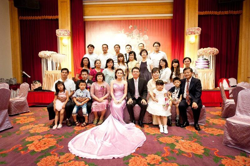 婚禮攝影+婚禮錄影 3機團隊服務