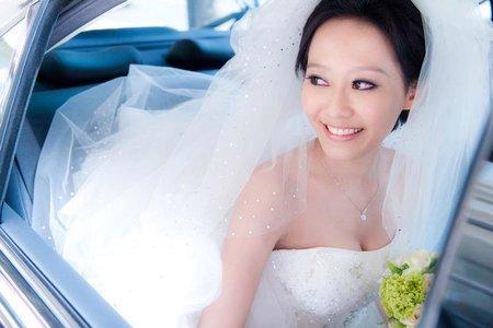 結婚迎娶新娘造型-新娘秘書孫千越