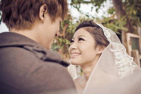 [作品-童話]自助婚紗新秘-新娘秘書孫千越