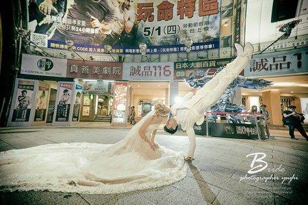[作品集]自助婚紗新秘孫千越