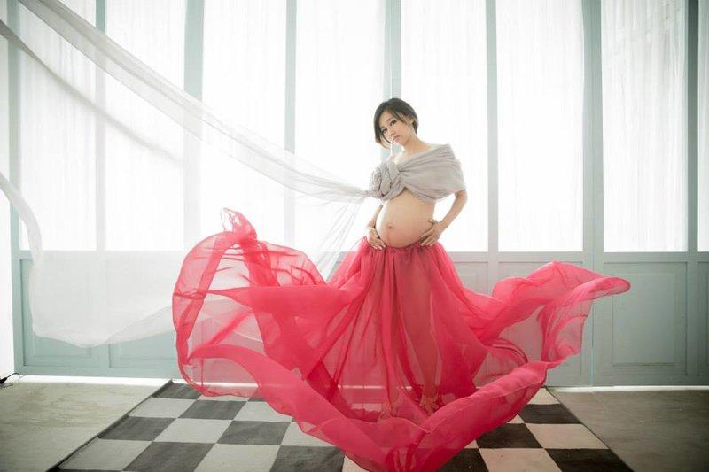 孕婦紗照與孕婦寫真