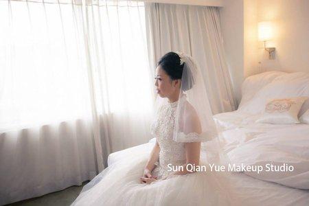 新娘秘書千越|結婚迎娶新娘造型