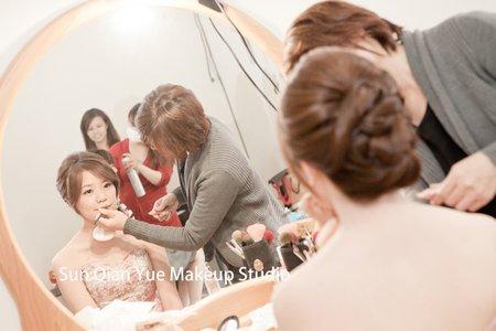 新娘秘書-訂婚、結婚、宴客造型