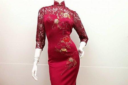 媽媽服之上海旗袍-NT$500