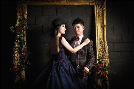 高雄自助婚紗攝影工作室-幸福窩攝影
