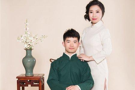 中國風古韻婚紗攝影