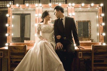 高雄自助婚紗-幸福窩攝影工作室
