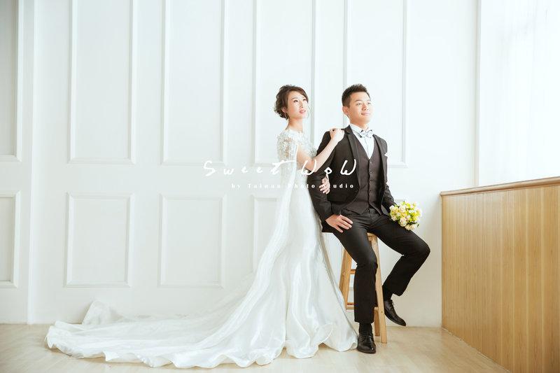 高雄婚紗攝影-幸福窩攝影工作室