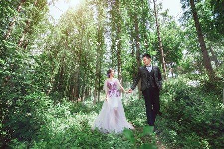 幸福窩-拍婚紗
